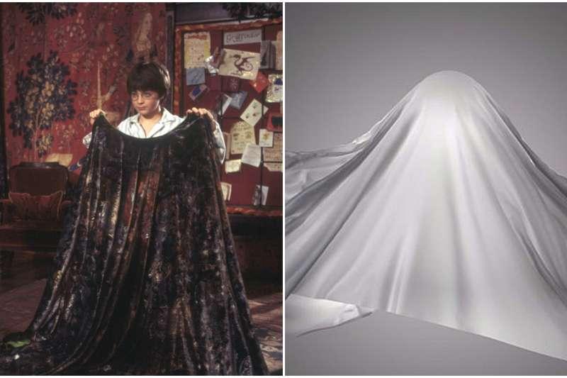 哈利波特的隱形斗篷,真的被做出來了嗎?(圖/智慧機器人網提供)