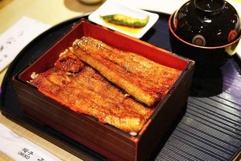 台北CP值超高的7家鰻魚飯就在這!(圖/huang.h.c@instagram)