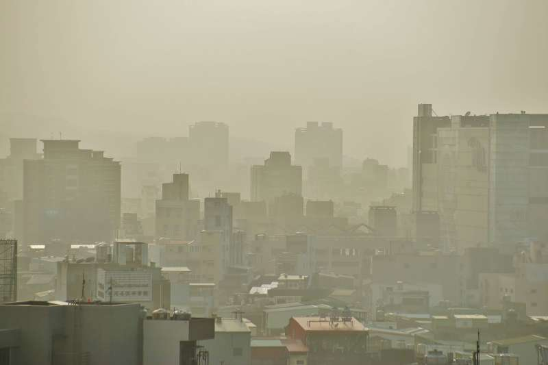 空汙恐怖大數據!下呼吸道疾病雲林就診率第一 南投縣致命率最高-風傳媒