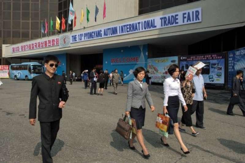 北韓如何與外界貿易往來?(BBC中文網)