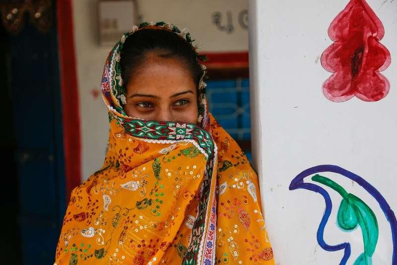 許多印度女孩未滿18歲就嫁人了,原來是這個原因?(圖/pixabay)