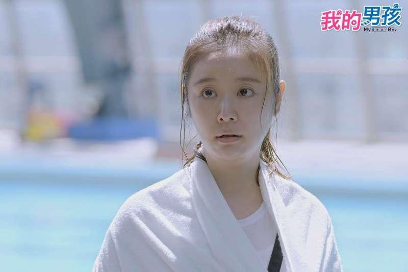 林心如主演製作的新電視劇《我的男孩》傳出遭中國全面下架。(我的男孩FB)