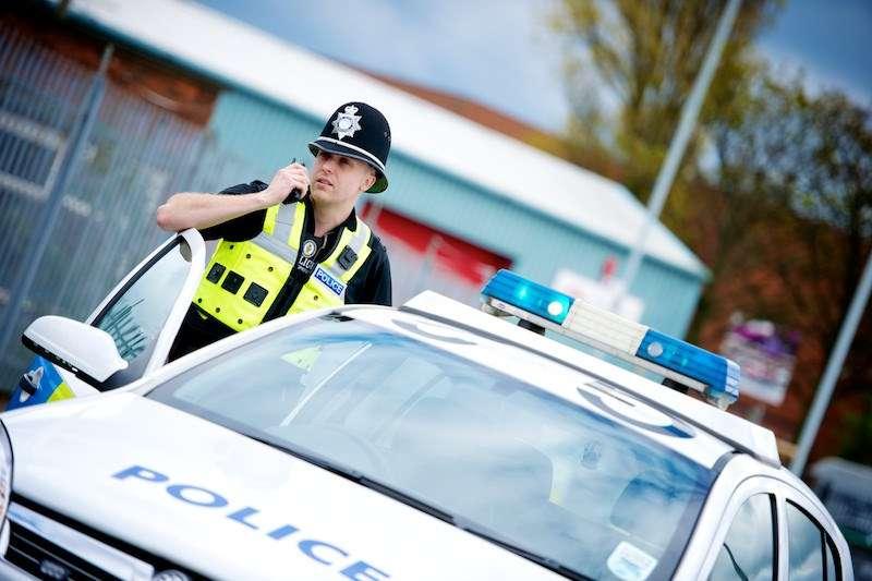 警察(示意圖,非當事人)。(圖/West Midlands Police@flickr)