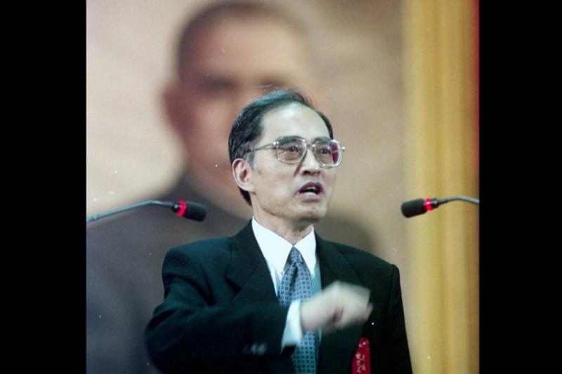 故大法官吳庚參與過368個憲法解釋。(作者提供)