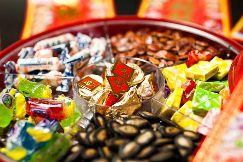 過年吃太多糖果,不只變胖,還有這些危害!(圖/Josiah Lau Photography@flickr)