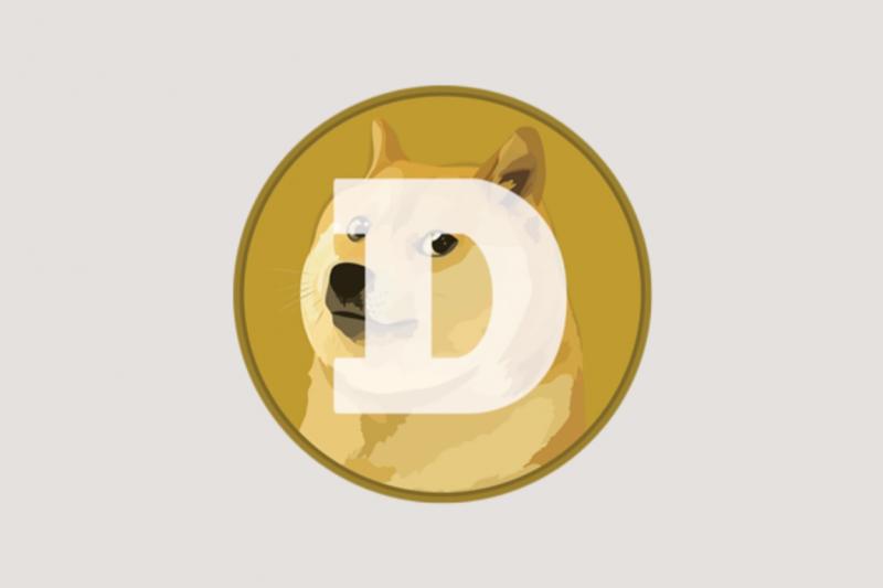 結合網路迷因柴犬Doge外觀發行的虛擬貨幣「狗狗幣」(Dogecoin)日前飆漲逾800%,引發各界好奇。(取自網路)