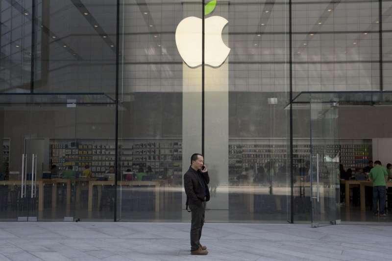 蘋果公司宣布自2月28日起,中國iCloud 業務將交由中國國營企業「雲上貴州公司」(GCBD)負責。(資料照,美聯社)