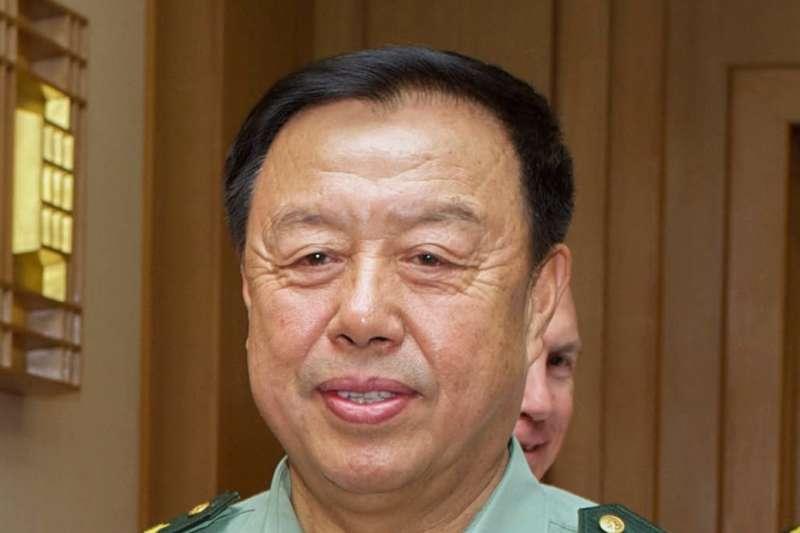 中國國家中央軍委副主席范長龍(維基百科.公有領域)