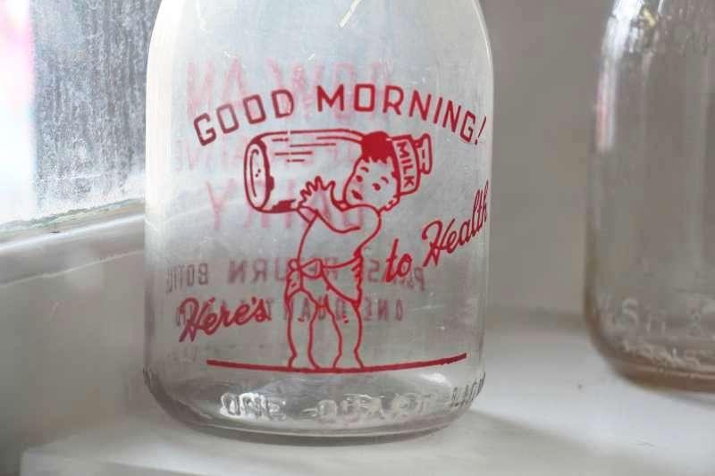 玻璃牛奶瓶,為何能讓那麼多台灣人念念不忘?(圖/Connie@flickr)