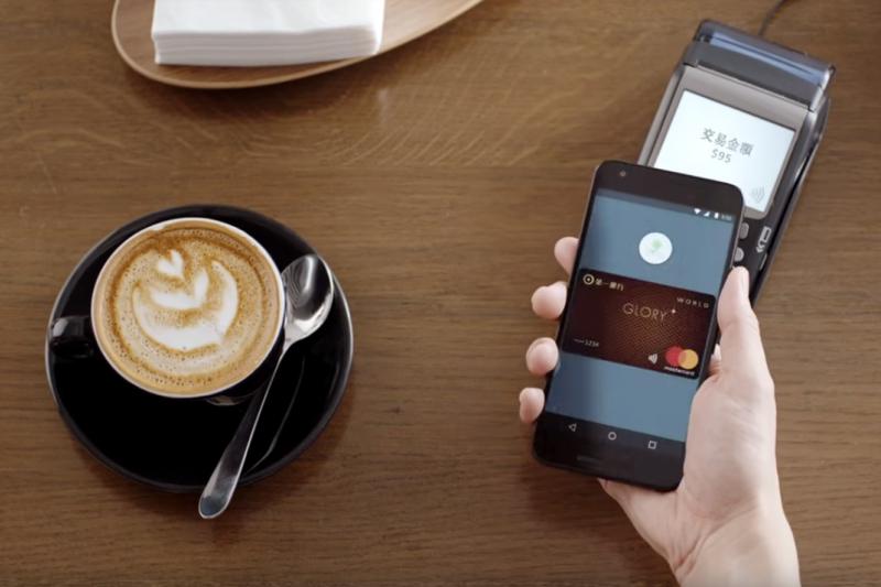 Google宣布明日起,Android Pay將在台灣首度支援簽帳金融卡服務。( GoogleTaiwan@youtube)