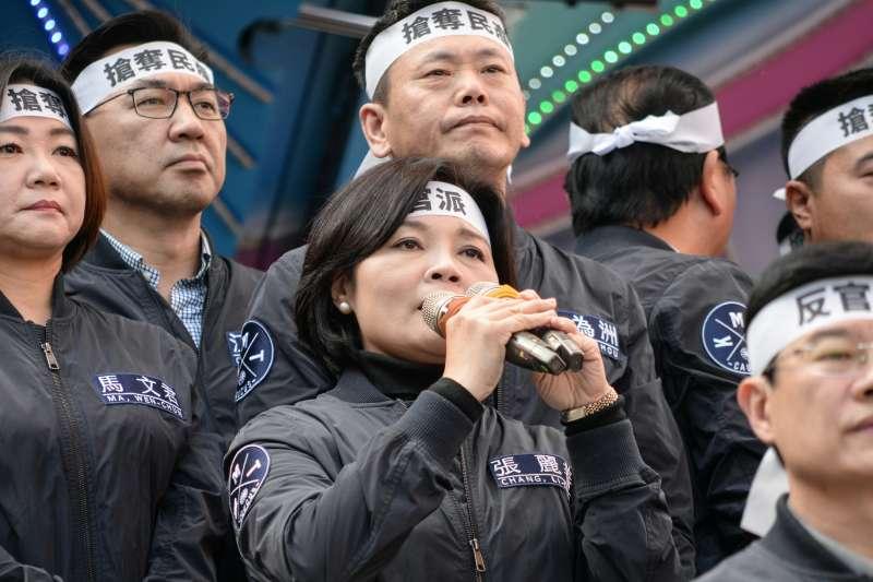 獨家》陳學聖民調低迷不振  前藍委楊麗環不排除以無黨籍身份參選-風傳媒