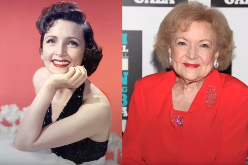 腎陰虛喝什麼藥 , 96歲「黃金女郎」Betty White公開長壽秘訣,竟是薯條、熱狗跟伏特加!讓營養學界吵翻天