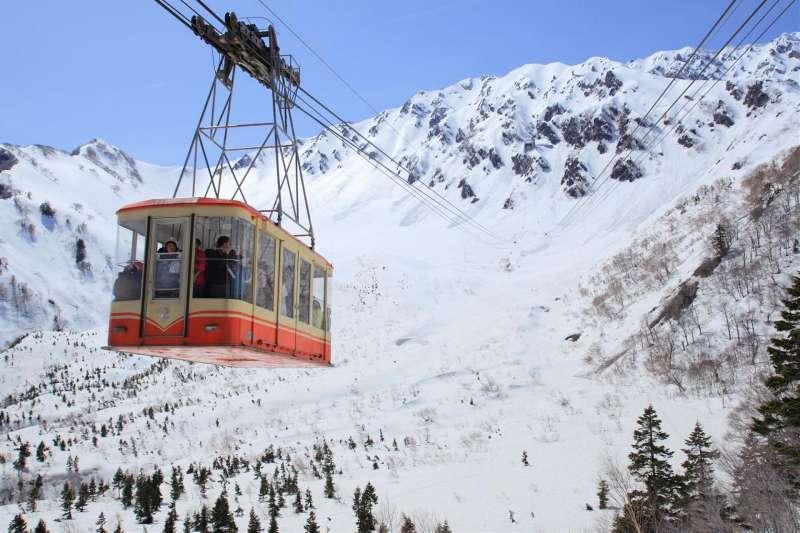 快跟著達人的腳步,走訪世界最美的雪景之地!(圖/Tripbaa趣吧提供)
