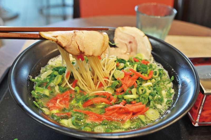 九州的美食非常有特色,好看又好吃!有機會到這些美味的發源地,好好品嚐道地料理吧!(圖/山岳文化提供)