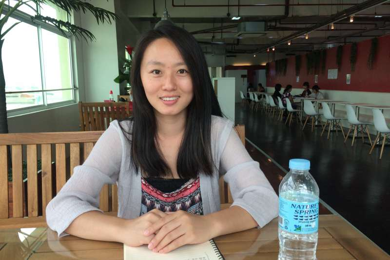 中國女青年羅立英到菲律賓開設青年旅舍,搶進當地觀光商機