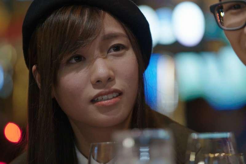 香港青年游蕙禎積極參與政治,對香港的未來有非常多想法。(圖/公視提供)