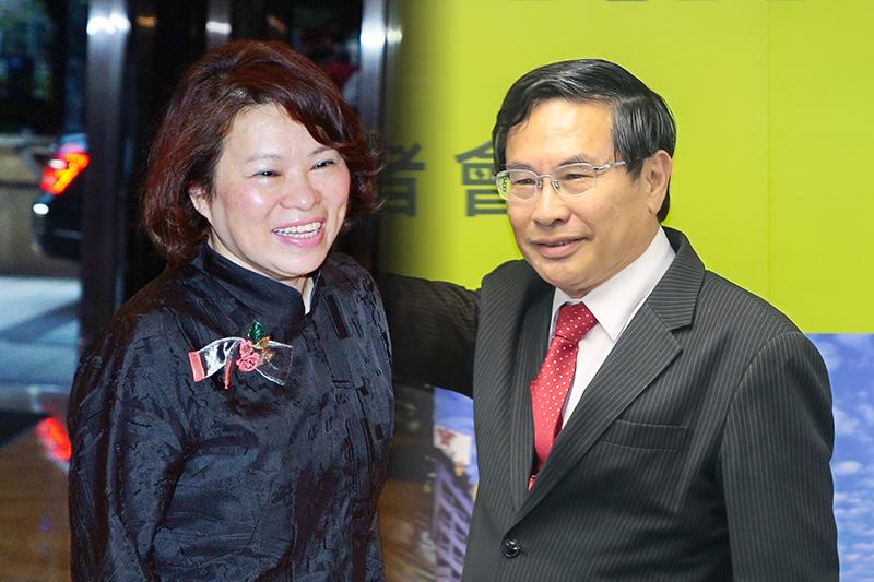 嘉義市變天!曾任國民黨首位女性黨主席,黃敏惠小贏涂醒哲2000多票宣布當選-風傳媒