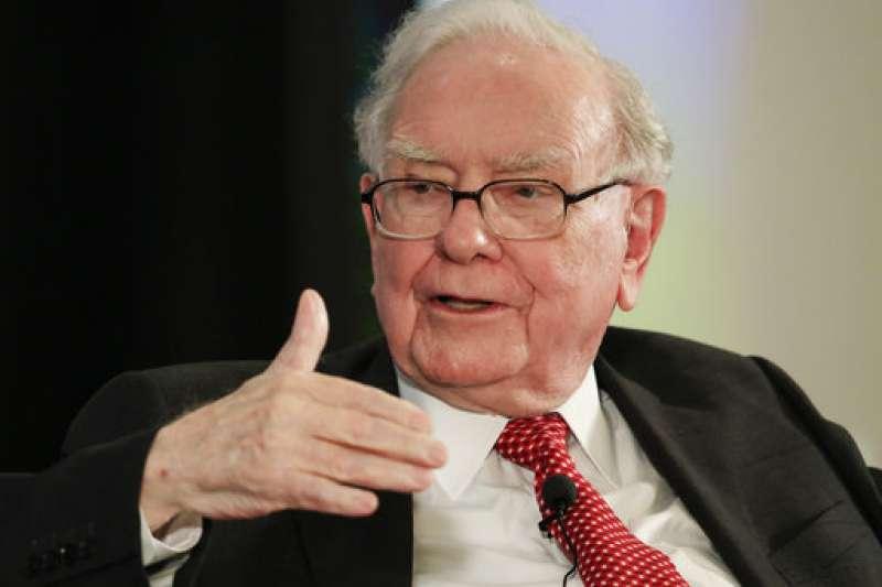 巴菲特曾說:如果沒有做好持有一種股票10年以上的準備,就連持有它10分鐘都不要。(圖/AP)