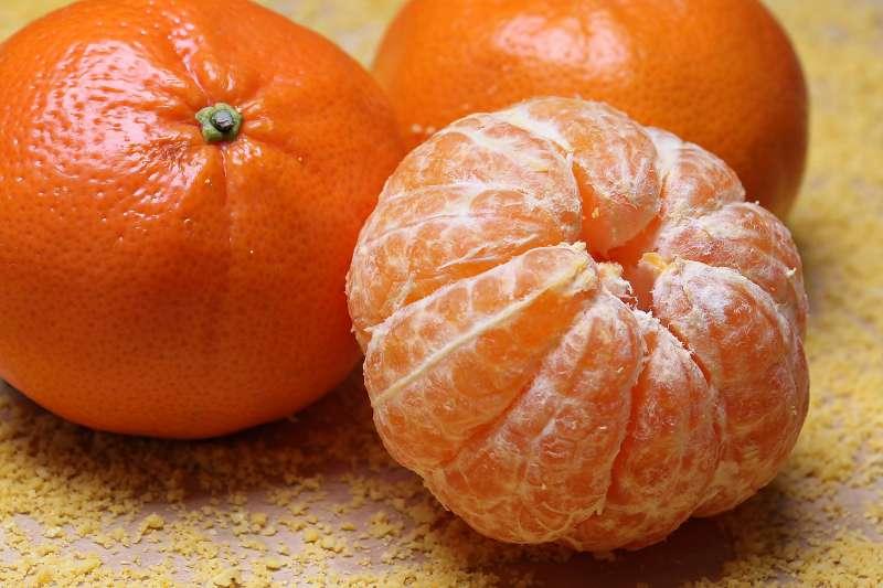 橘子不但好吃,就連吃剩的橘子皮也有妙用!(圖/Pexels)