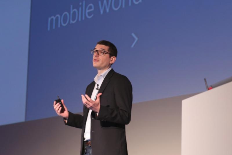 Google Play亞太區總經理桑德斯(James Sanders),日前發表對於台灣應用程式開發業的觀察,中肯點出幾樣警訊,非常值得借鑑。(圖/Google,數位時代提供)