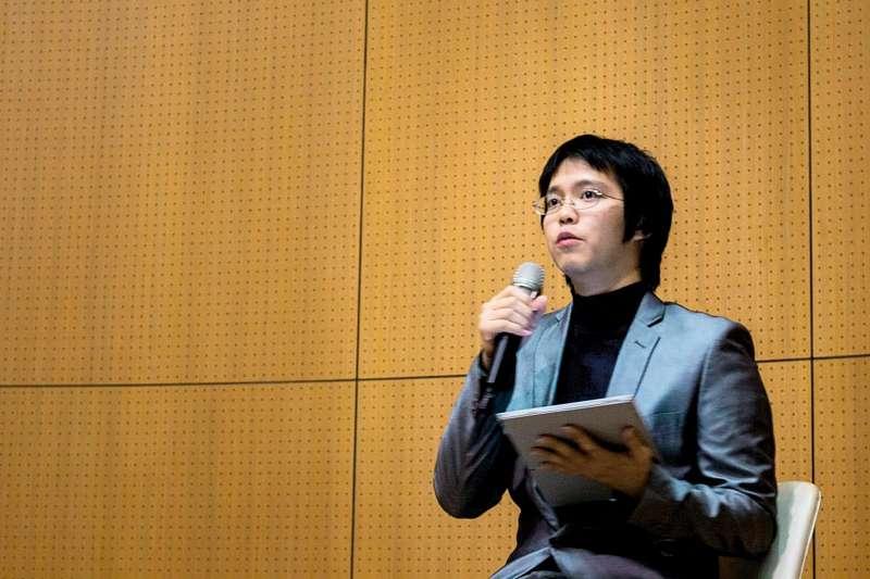 台灣矽谷創業家協會(SVEAT)理事長趙式隆(Jack Chao)。(圖/台灣金融分析專業人員協會提供)