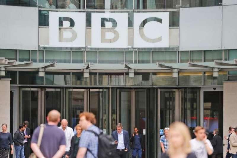 英國廣播公司遭踢爆公司內部存在男女同工不同酬的現象。(美聯社)
