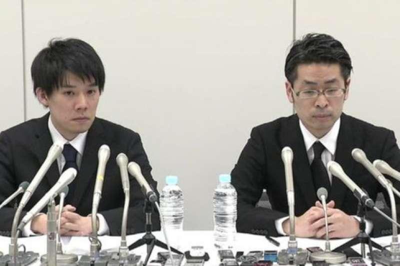 日本Coincheck公司,因駭客攻擊損失了價值33.7億元人民幣的資產。(BBC中文網)