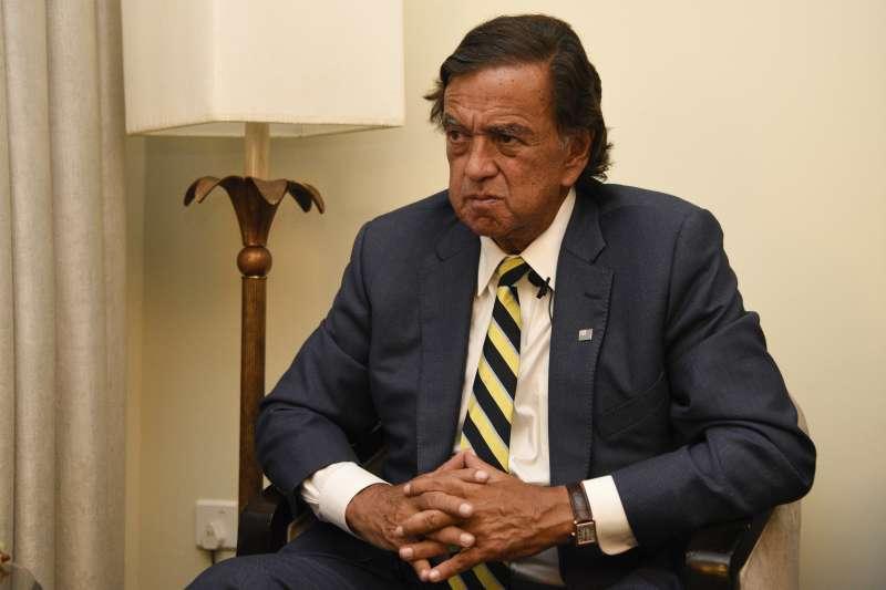 美國前駐聯合國大使理查森辭去緬甸國際顧問團職務(AP)