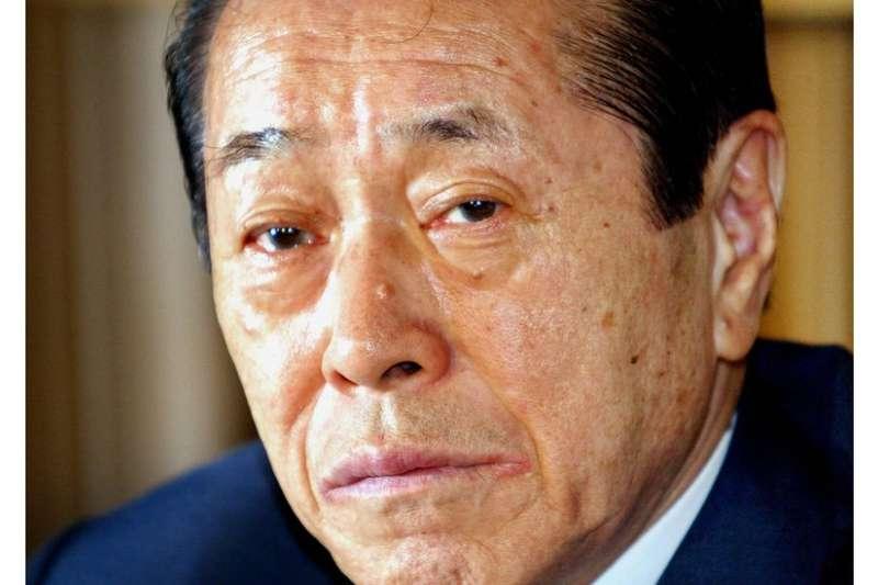野中廣務2012年接受央視專訪曾經指責日本將釣魚島收歸國有「相當可恥」。(BBC中文網)