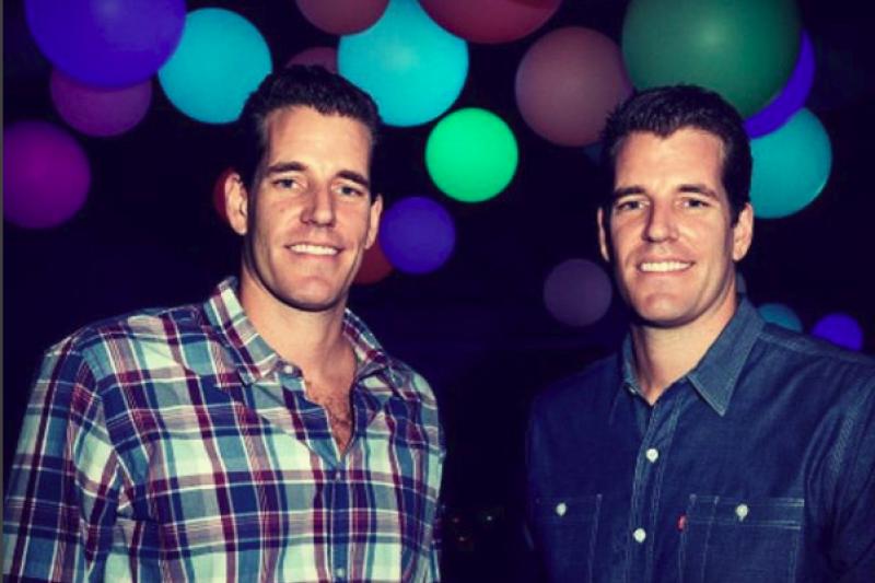溫克沃斯雙胞胎兄弟,當年控告祖克柏的Facebook剽竊他們的創意,後來靠著打官司贏來的錢妥善投資,成為全球首批比特幣億萬富豪。(圖/取自instagram)