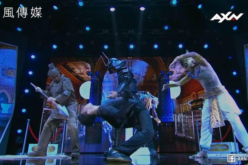 嘻哈也可以很柔軟!亞洲舞團展現違反人體工學舞蹈!