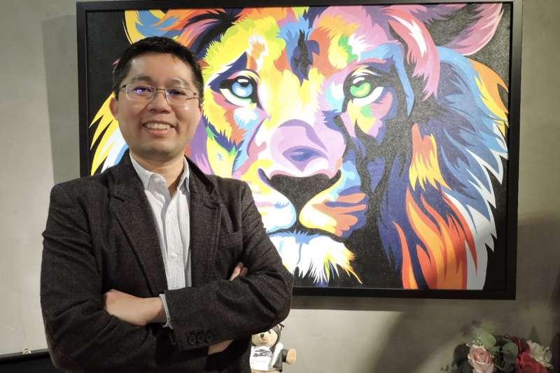 長川資訊總經理暨技術長江孟儒,十年前便開始開發CliCugo 全方位旅遊電商解決方案(圖/長川資訊提供)