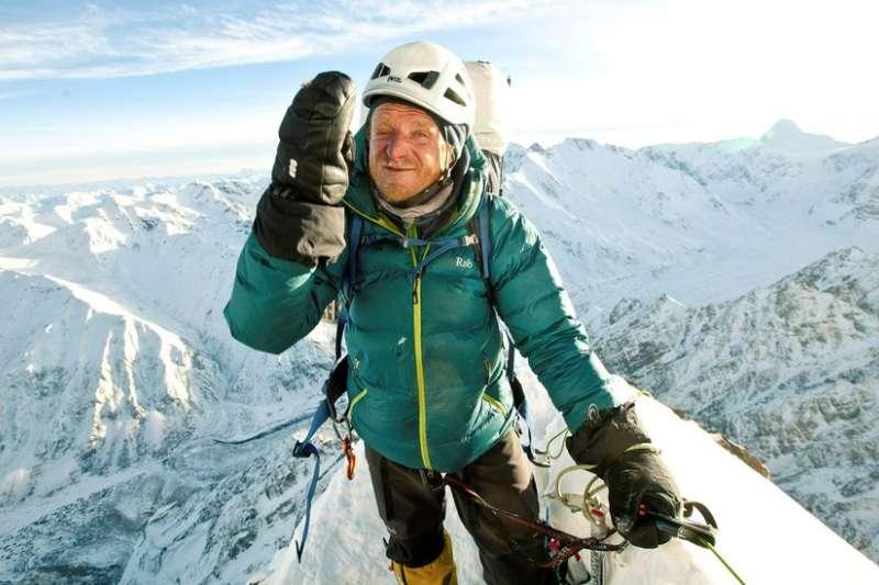 針對波蘭登山者馬斯奇維奇的搜救已被叫停。(BBC中文網)