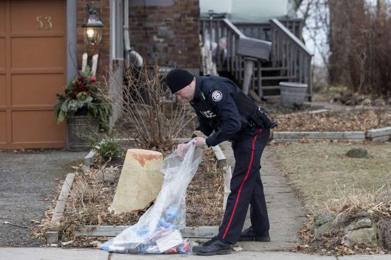 加拿大66歲園藝師麥阿瑟被控殺死至少5人,還將他們分屍後埋在花園裡。(美聯社)