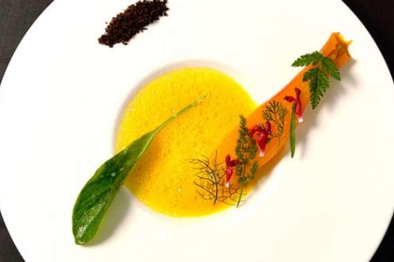 Le Suquet餐廳的菜色。(取自Le Suquet)