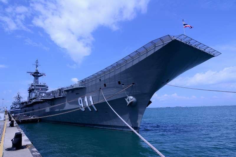 軍備建設通常反映國家利益的變動。(圖/想想論壇提供)