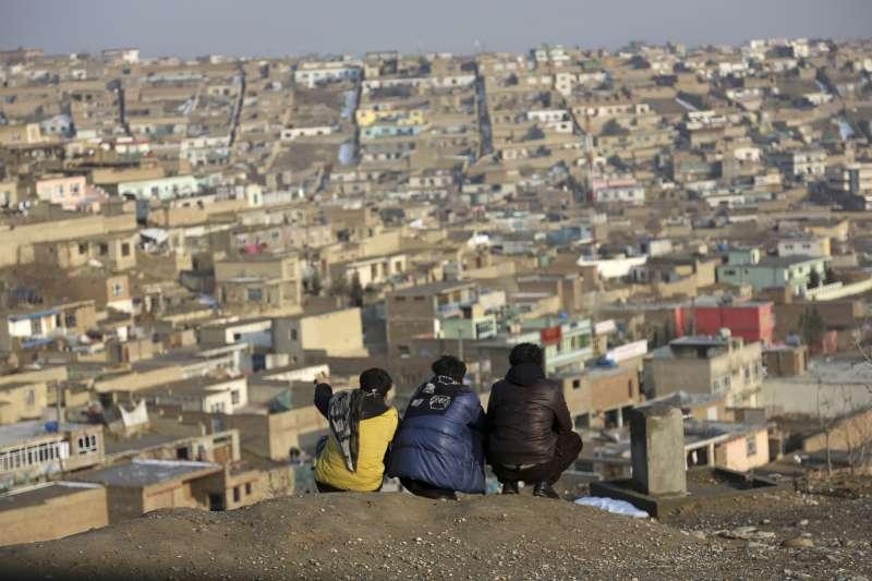 阿富汗首都喀布爾(AP)