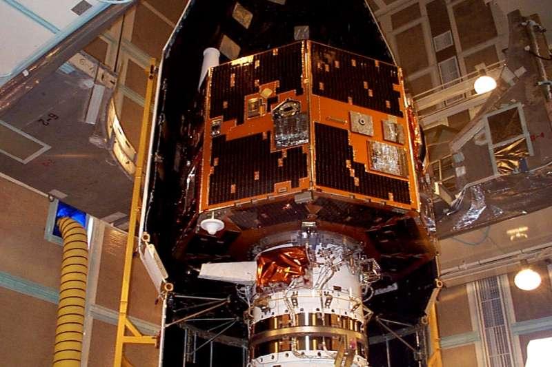 NASA觀測地球磁場的人造衛星「IMAGE」(NASA)