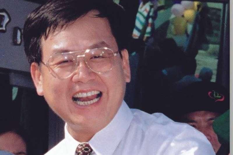 賴峰偉再戰澎湖縣長選舉,第3度取得勝利。(資料照,取自Kmt澎湖縣粉絲團)