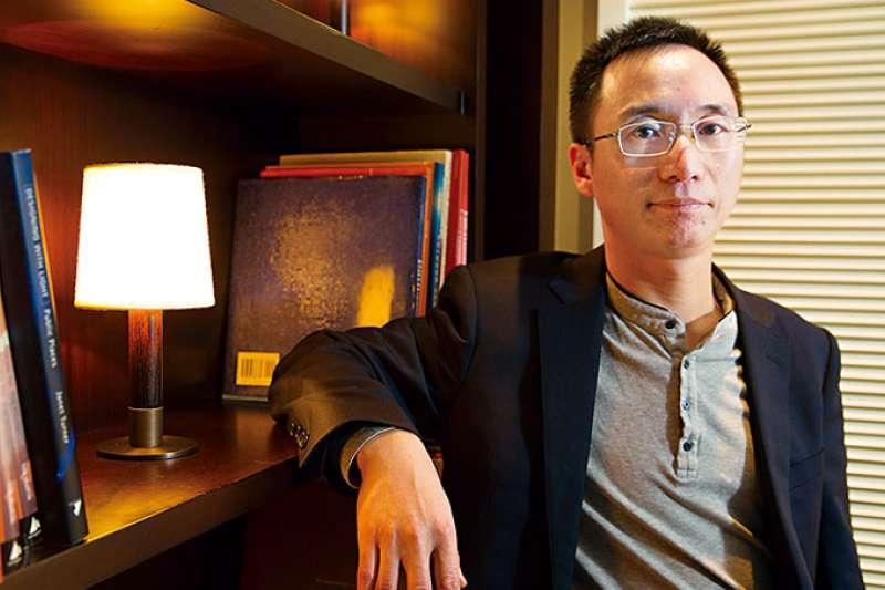 台積電中國第二大客戶 700億比特幣帝國推手專訪。(商業周刊提供)