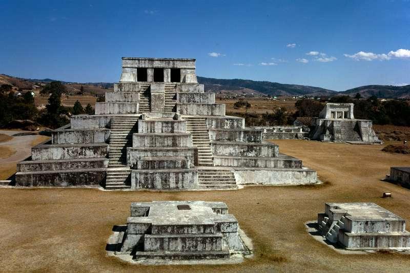 瓜地馬拉的馬雅古文明遺址(HJPD@Wikipedia / CC BY 3.0)