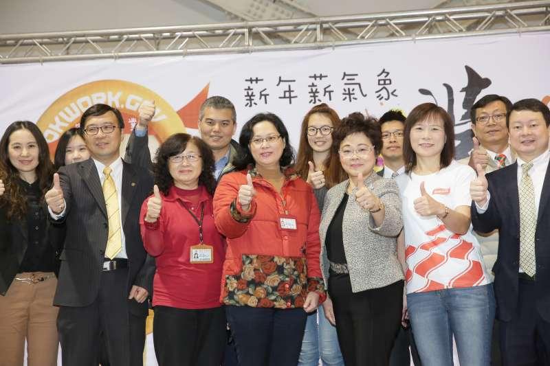 台北市就服處5到9日舉辦徵才活動,共計釋出297個職缺。圖為北市就服處日前舉辦職場實習體驗活動。(資料照,取自北市就服處網站)