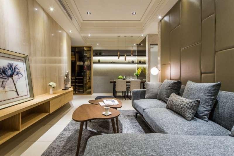 泰山新案【合登上豪】規劃2~3房格局,讓首購、換屋的民眾購屋選擇更有彈性(圖/合登上豪提供)