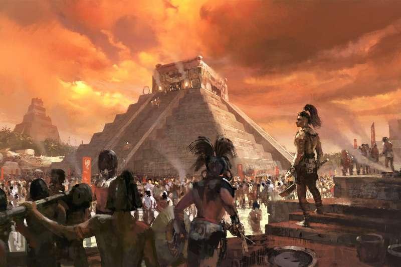 馬雅文化一向都被視為獨立、分離的,然而近期考古學者意外發現叢林底下,有一片6萬多座建築的大型王朝遺跡,震驚了考古學界。(圖/ The World@youtube)