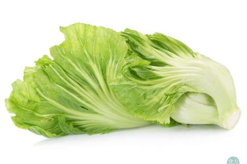 芥菜中的硫代配醣體(glucosinolates)經由動物和細胞實驗發現具有抑制癌細胞的效果。(圖/食力提供)