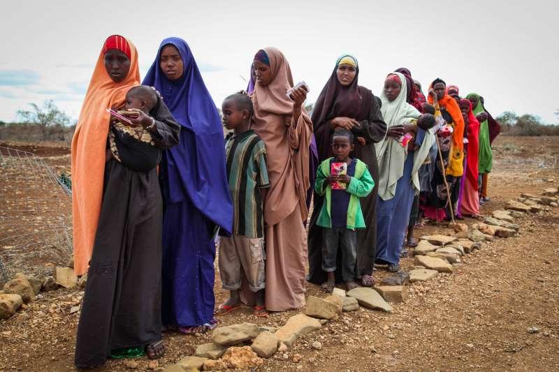 在許多非洲的傳統部落中,還保有「女性割禮」的不人道風俗。(圖/AMISOM Public Information@flickr)