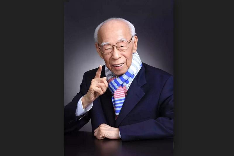 2018年2月6日淩晨,國學大師饒宗頤去世,享壽101歲。(維基百科)