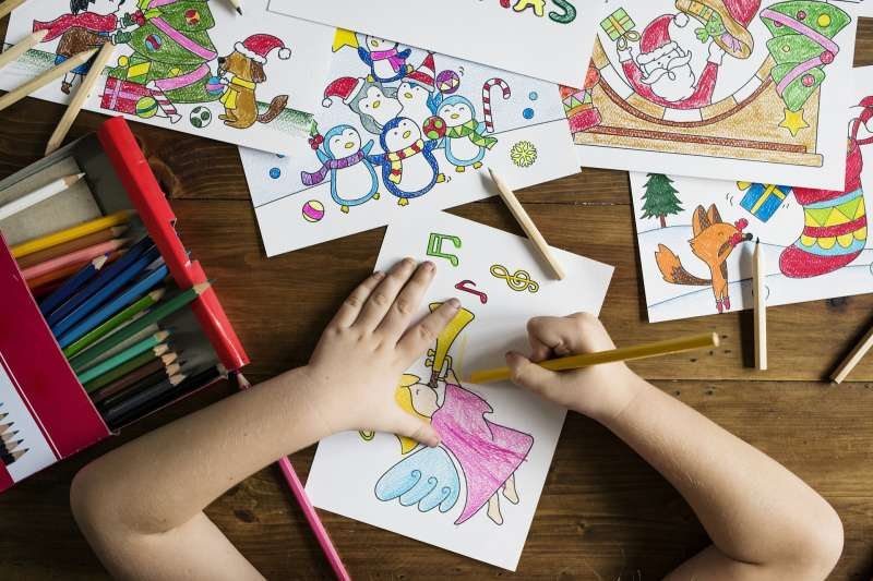 如何培養出有創意的孩子?以色列暢銷童書作家利維傳授心法。(pixabay)