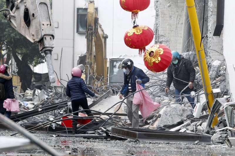 花蓮地震全台捐款踴躍,工總、工商協進會募得3.4億元善款。(資料照,美聯社)