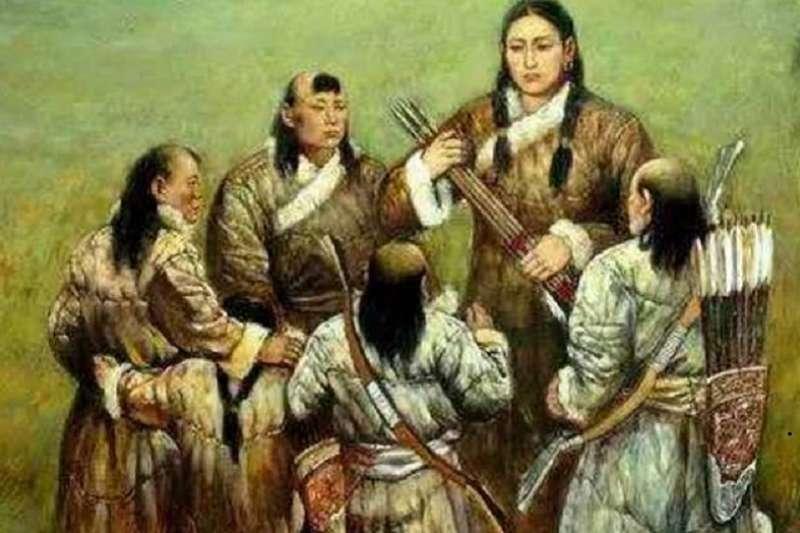 滿都海,堪稱蒙古最有權力的女王。(網路圖片)